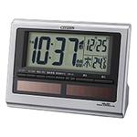 CITIZEN ソーラーデジタル 電波時計