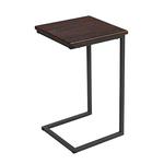 サイドテーブル ブラウン (幅30×奥行30×高さ52cm)